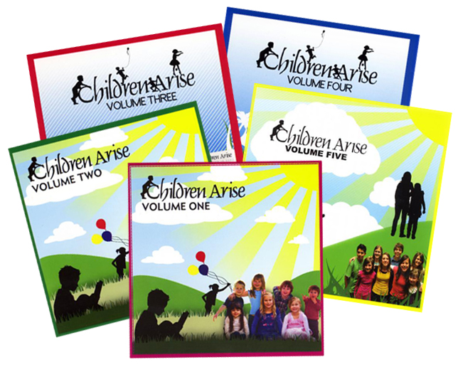 Children Arise CDs